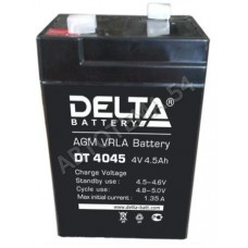 Аккумулятор DELTA DT   4045