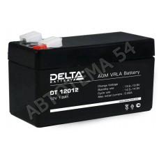 Аккумулятор DELTA DT  12012
