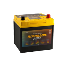 Аккумулятор  AlphaLINE AGM AX D23L (50) обр