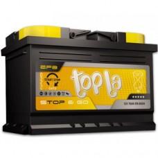 Аккумулятор Topla   EFB Stop&Go  70 обр.