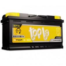 Аккумулятор Topla   EFB Stop&Go  80 обр.
